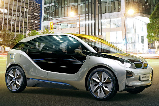 BMWs Elektro-Zukunft