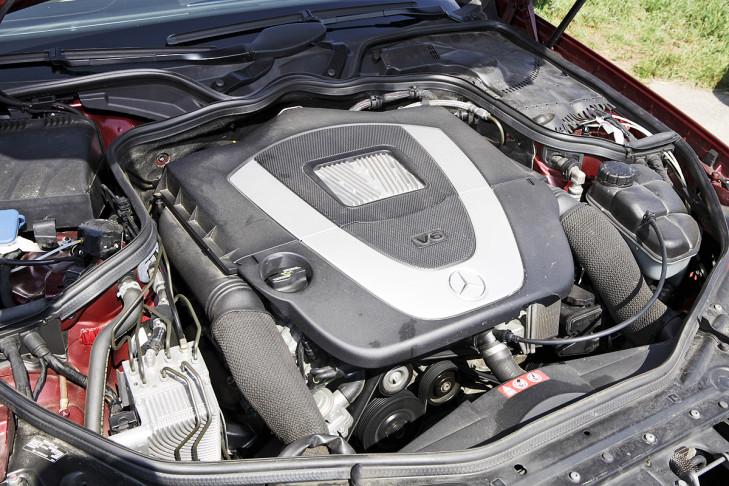 Motor Mercedes CLS 350