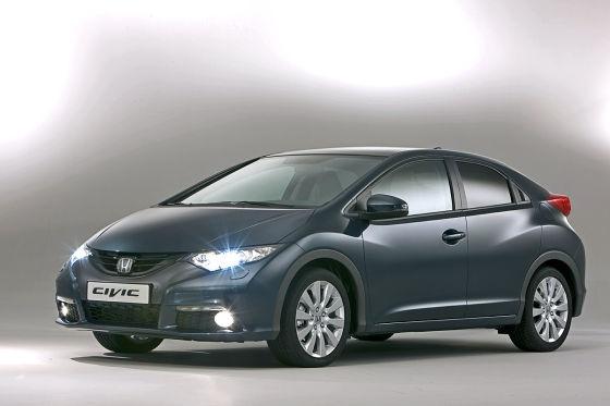 Honda Civic (2012)