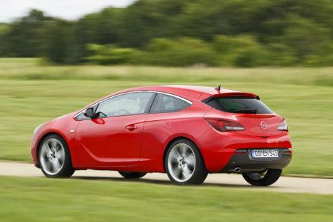 Audi A6 C8 >> Opel Astra GTC 1.6 Turbo: Fahrbericht - autobild.de
