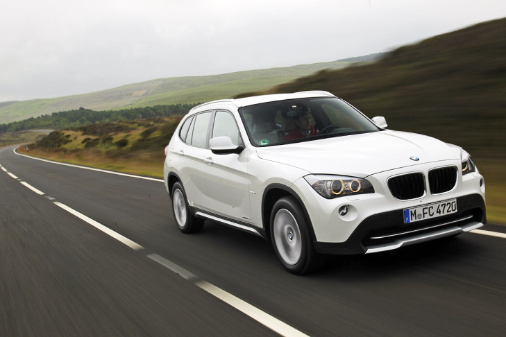 BMW X1 xDrive 1.8 d