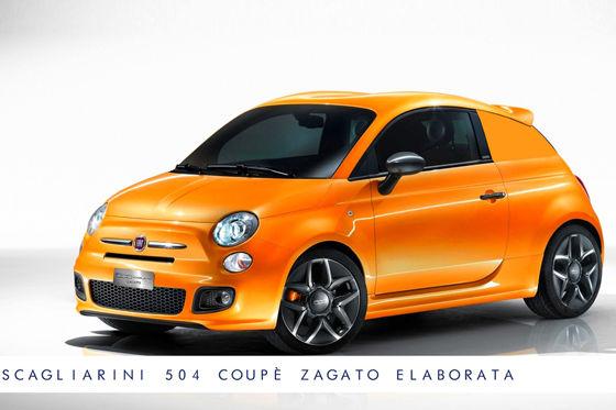 504 Coupé Zagato Elaborata