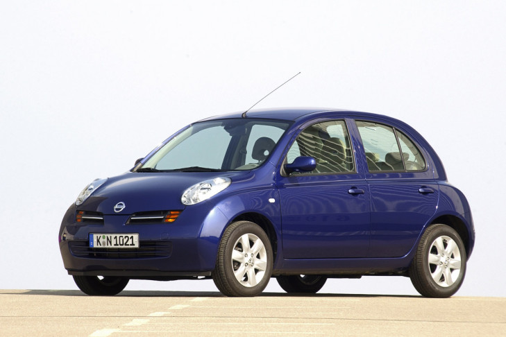 Gebrauchte Kleinwagen Bis 5000 Euro