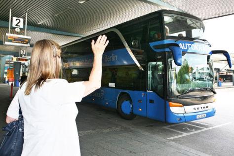 Liberalisierung des Fernbus-Linienverkehrs