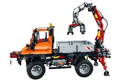 lego technic unimog u400. Black Bedroom Furniture Sets. Home Design Ideas