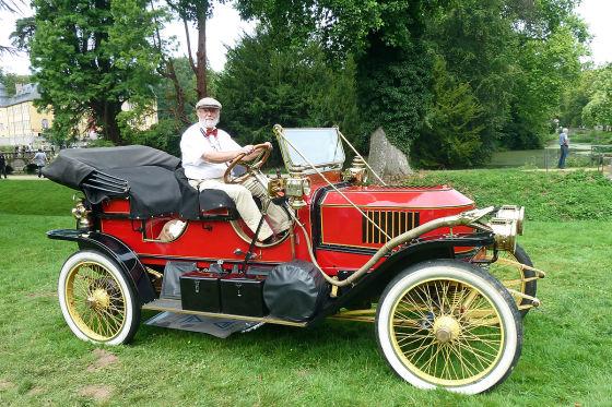Stanley Steamer von 1908