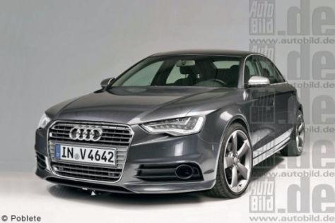 Audi A4 Vorschau Autobildde