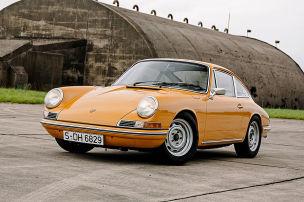 Klassiker des Tages: Porsche 912
