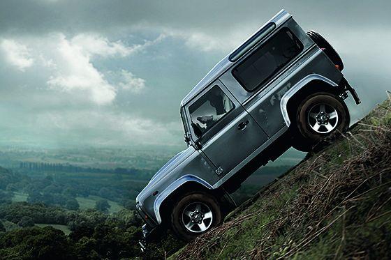 Land Rover Defender (2012)