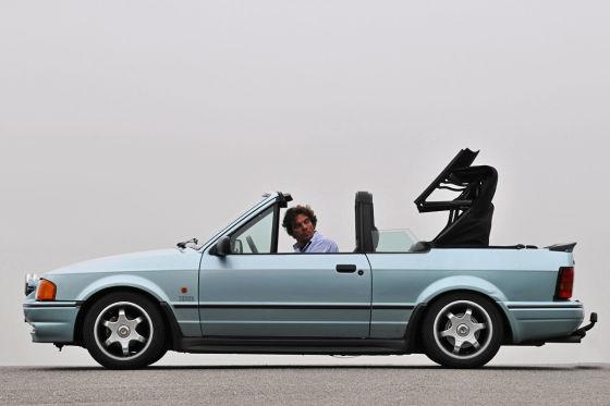 Ford Escort XR3i Cabriolet