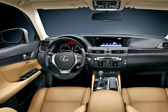 Lexus GS 350 (2011)