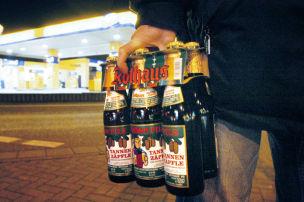 Alkoholverkauf