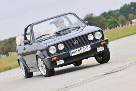 VW Golf Cabriolet 1.8