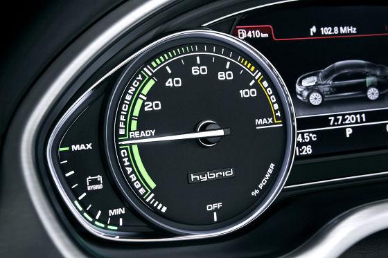 Audi A8 Hybid