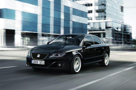 Seat Exeo Facelift Iaa 2011 Autobild De