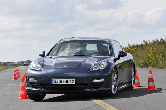 Video: Porsche Panamera Diesel