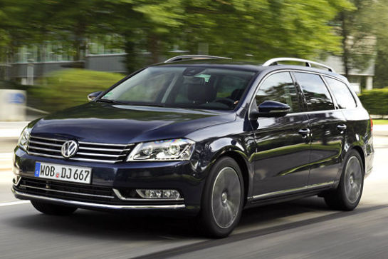 Video Vw Passat Variant Autobild De