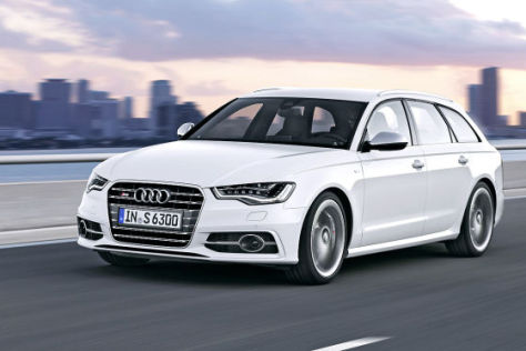 audi s6 und s6 avant iaa 2011. Black Bedroom Furniture Sets. Home Design Ideas