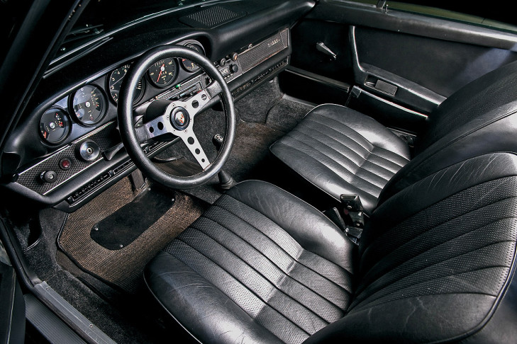Porsche 911 S Steve McQueen