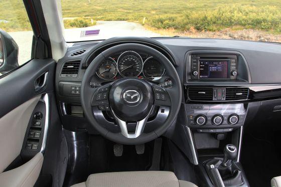 Mazda CX-5 Erlkönig