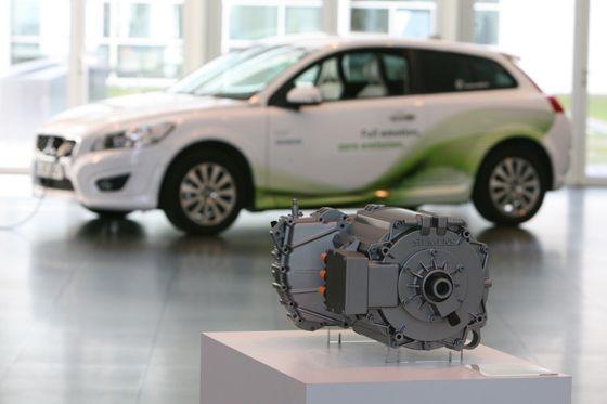 Siemens und Volvo entwickeln E-Autos