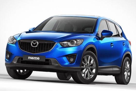 Video: Mazda CX-5