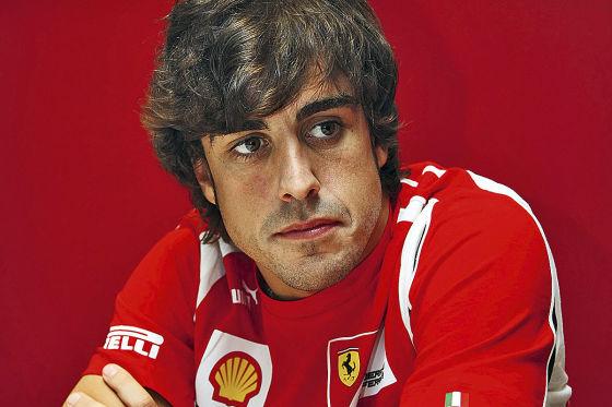 Alonso setzt sein Geld auf Vettel
