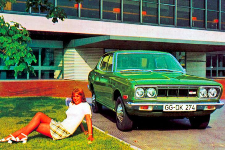 Datsun 180b Coupé