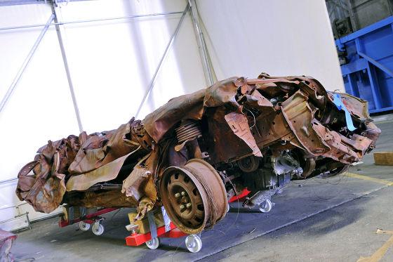 Die Autos vom 11. September