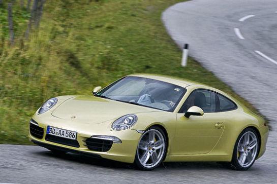 Video: Porsche 911 Carrera S - AUTO BILD