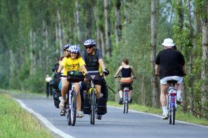 Was dürfen Radfahrer?