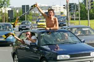 Strafen für Beifahrer