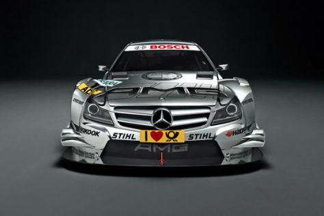 DTM AMG Mercedes C-Coupé