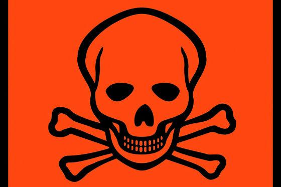 Gefahrgut: Giftig