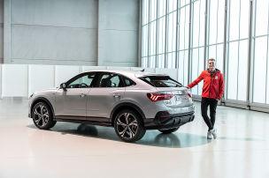 Audi macht den Q3 zum Coupé!