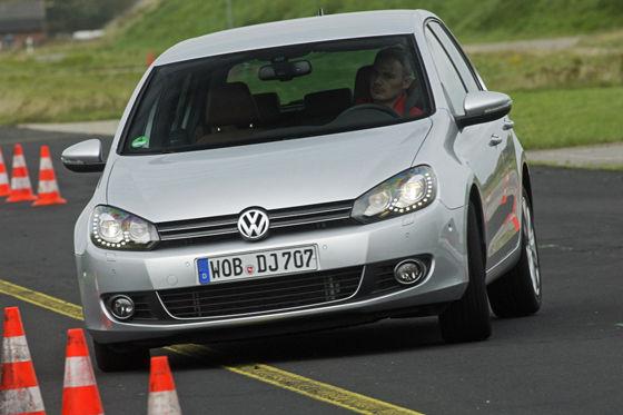 Video: VW Golf VI