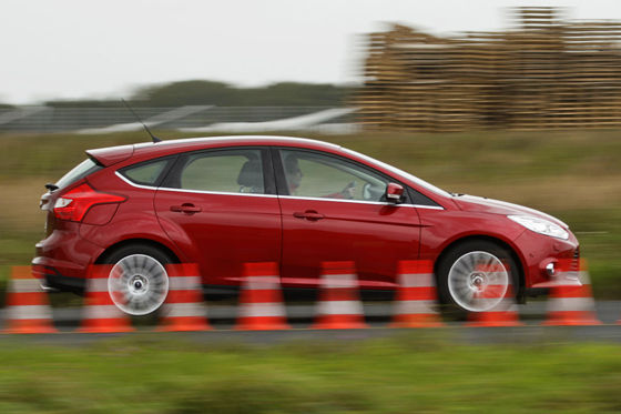 Video: Ford Focus