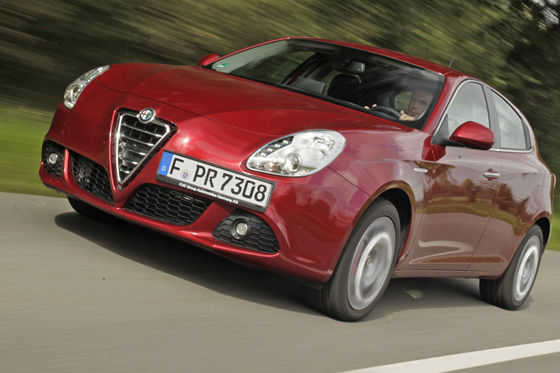 Video: Alfa Romeo Giulietta