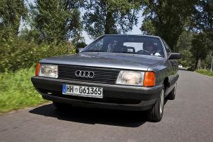 Aufstieg des glatten Audi