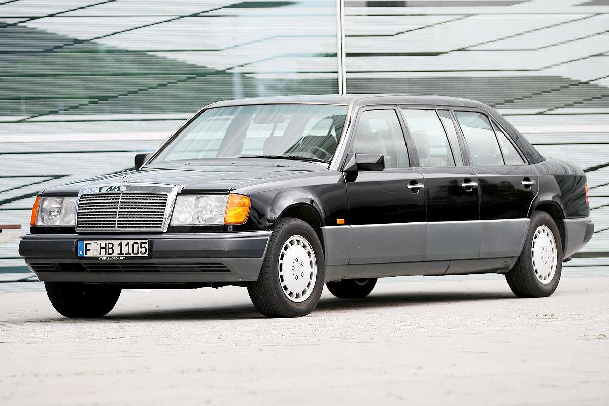 Gebrauchtwagen Mercedes W 124 (1985-1989)