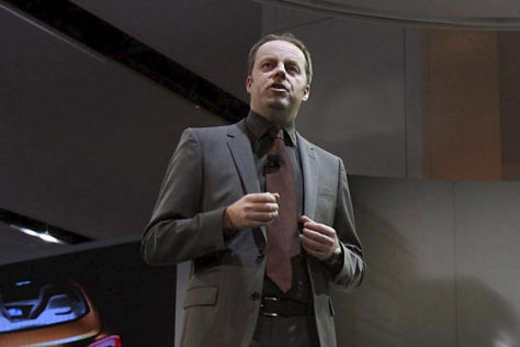 Steve Mattin