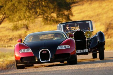 Bugatti-Ausstellung Berlin