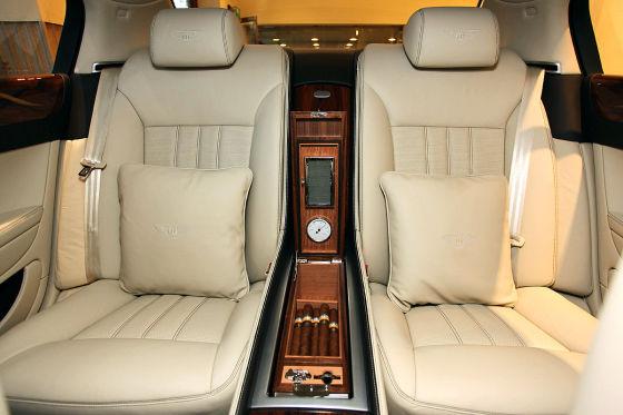Bentley Continental Flying Spur von Linley