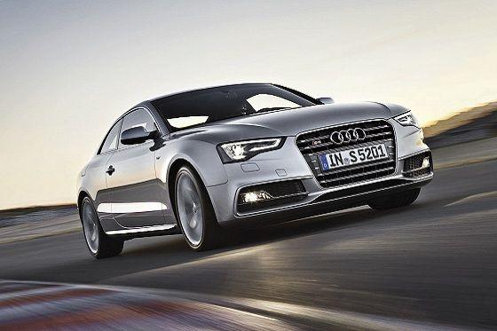 Video: Audi A5/S5 Facelift