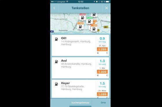 Großer Navi-Check: Navis gegen Navi-Apps im Test