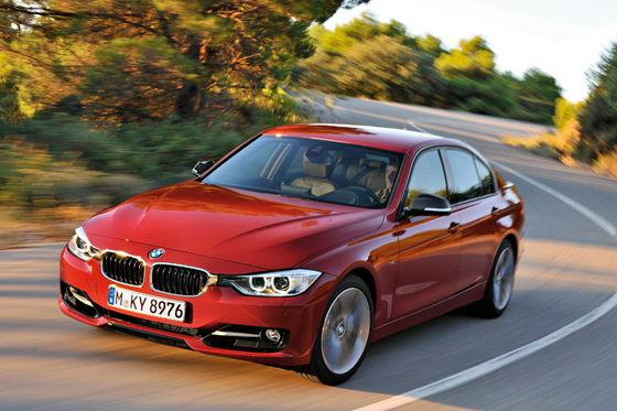 Video: 3er BMW (2012)