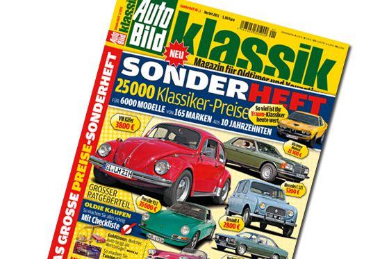AUTO BILD KLASSIK Sonderheft