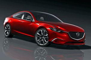 Der neue Mazda6?