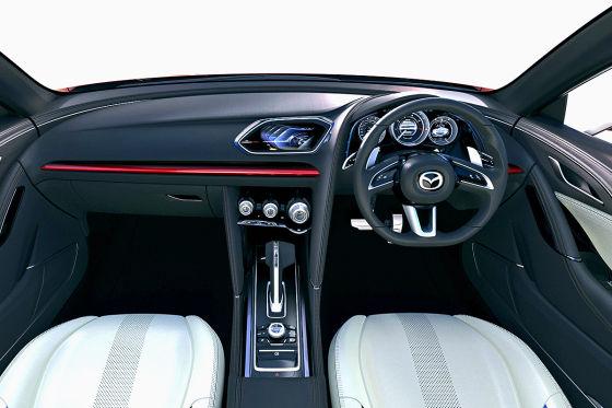 Mazda Concept Takeri