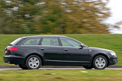 Audi A6 Avant Im Gebrauchtwagentest Autobild De